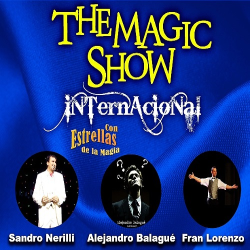 The Magic Show Internacional Tenerife