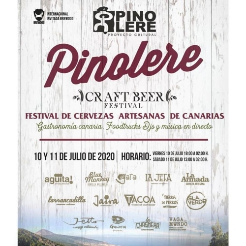 Pinolere Craft Beer Festival 2020