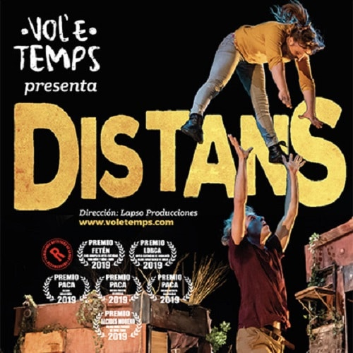 Vol'e Temps - Distans