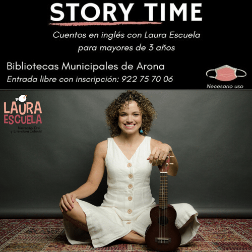 Laura-Escuela-Story-Time