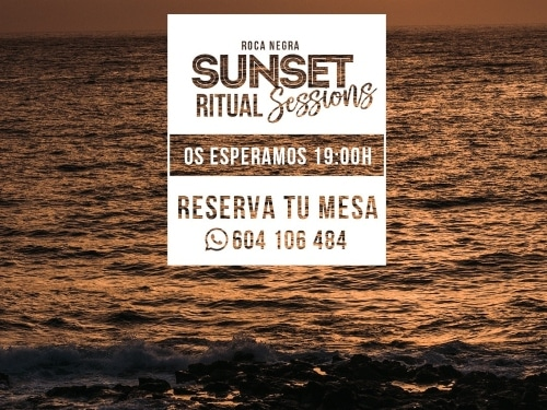 Roca negra sunset ritual sessions