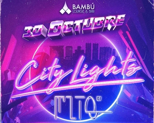 Bambú lounge City lights