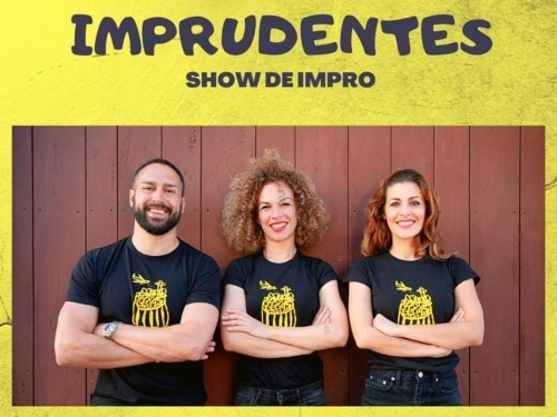 Imprudentes Regia Comedy 30oct