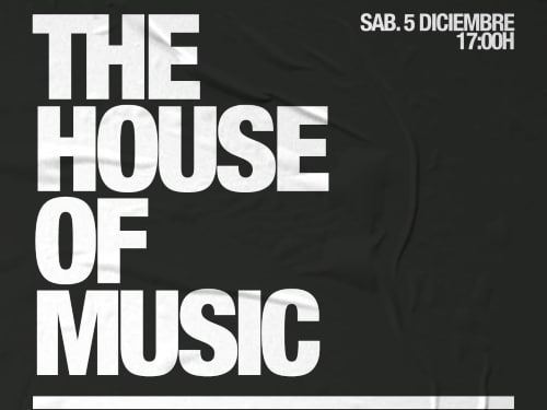 House of music en Roca Negra Sunset Club