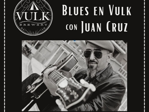 Blues en Vulk brewery