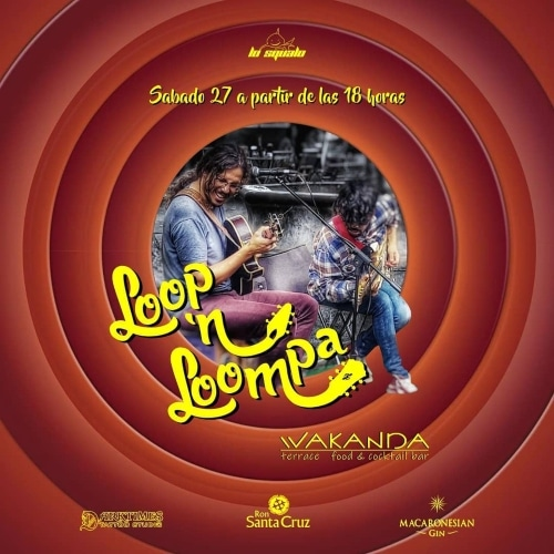 Loop and Loompa Wakanda LoSqualp